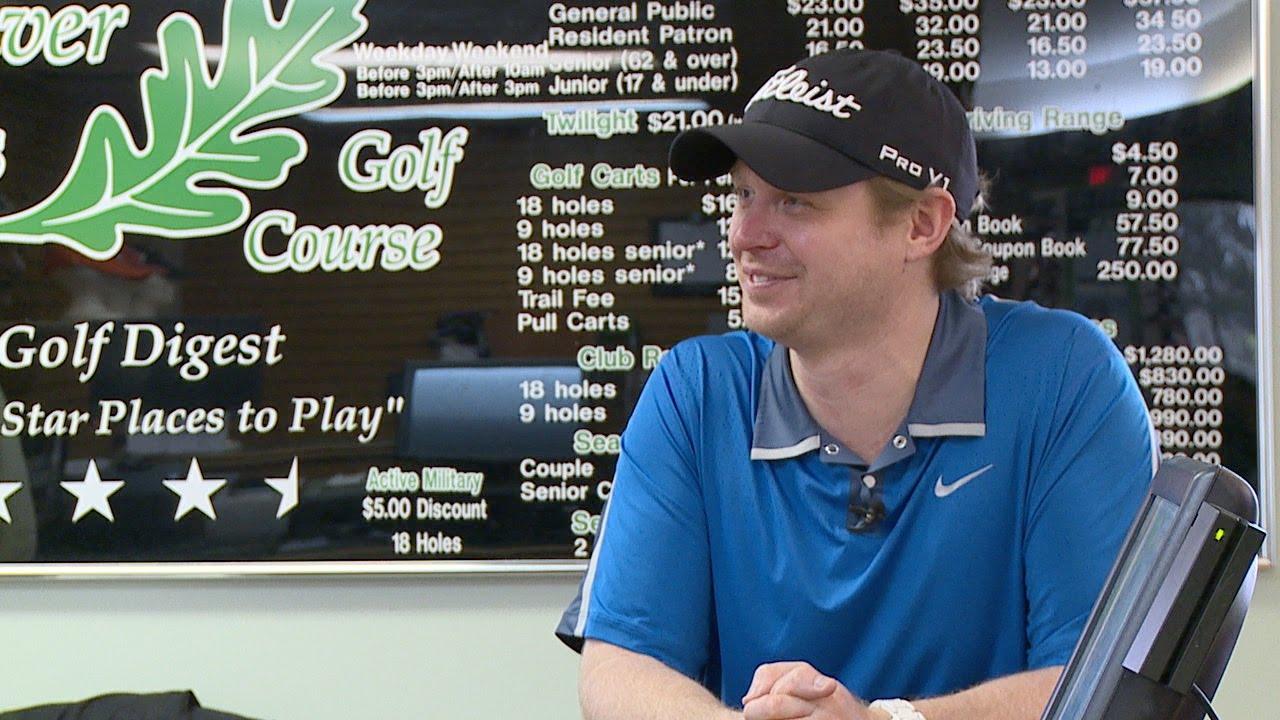 34f6b4af442 Tyler Olson - River Oaks Golf Course   Event Center - YouTube