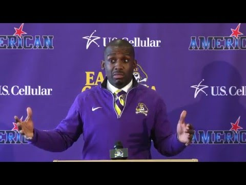 East Carolina 2016 Signing Day Press Conference (Feb. 3)