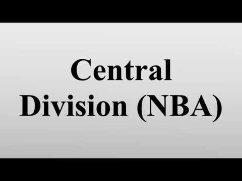 Central Division (NBA)