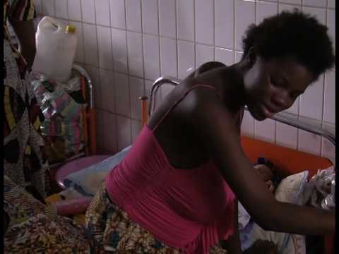 Congolese women trapped in hospital