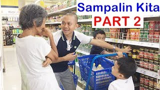 Pinoy SOCIAL EXPERIMENT: Sampalin Kita Kapalit Ang Pera PART 2