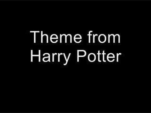 Harrys List - Harry Potter vs Schindlers List OST