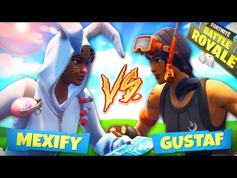 MEXIFY vs GUSTAF! 🔥 | Fortnite Battle Royale