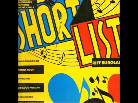 The Shortlist ( Roger Chapman ) Riffburglar Album vol.1 ( Full Album ) 1982
