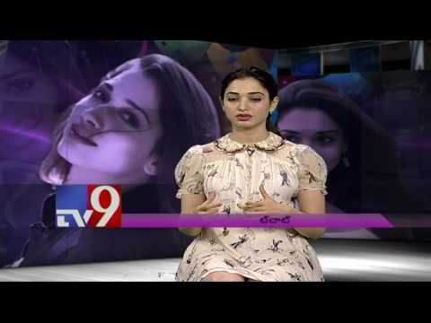 Tamannaah's Never Seen Before Interview - Fully Funny - TV9 Exclusive
