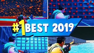The BEST Aim Training WARM-UP Map In Fortnite 2019 (Fortnite Creative Maps)