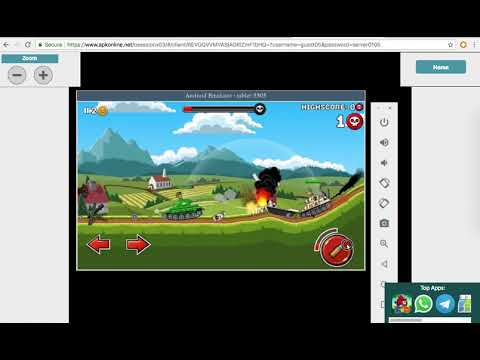 emulators android online