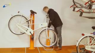 FalcoFix 2.0 cykelreparationssøjle