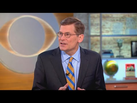 """Michael Morell on his """"Intelligence Matters"""" podcast with """"no politics"""""""