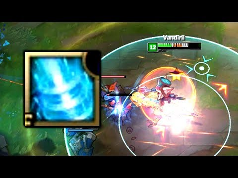Kled PAUSING & CHANGING ULT!? Hexflash Trick or Bug?!