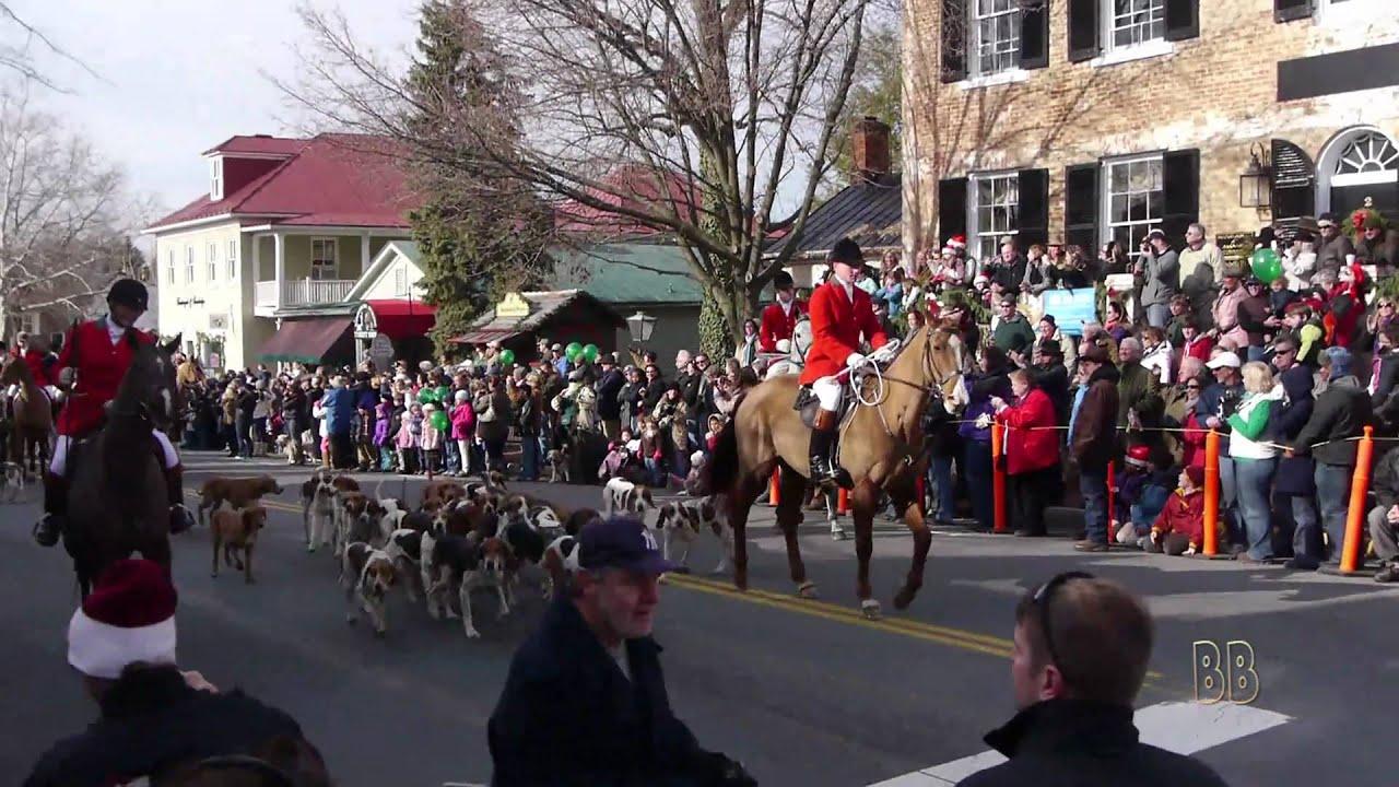 2010 Middleburg Christmas Parade - YouTube
