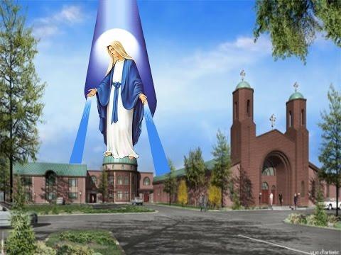 Virgin Mary Coptic Orthodox Church Montreal Live Stream