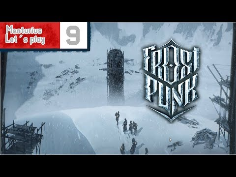 Frostpunk E9   Just leave for London you will Die Please do not leave me |