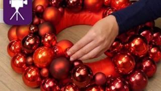 Adventskranz basteln: Ideen zum Selbermachen