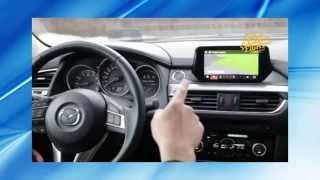 Тест драйв обновленной Mazda 6 2015