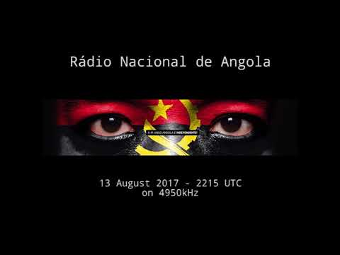 Rádio Nacional de Angola on 4950kHz