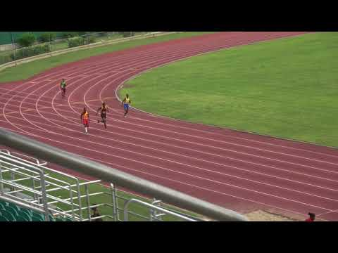 Brian Wright 200m Heat @ Western Champs 2018