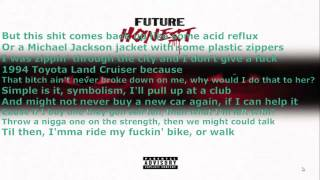Future Ft  André 3000   Benz Friendz Whatchutola LYRICS