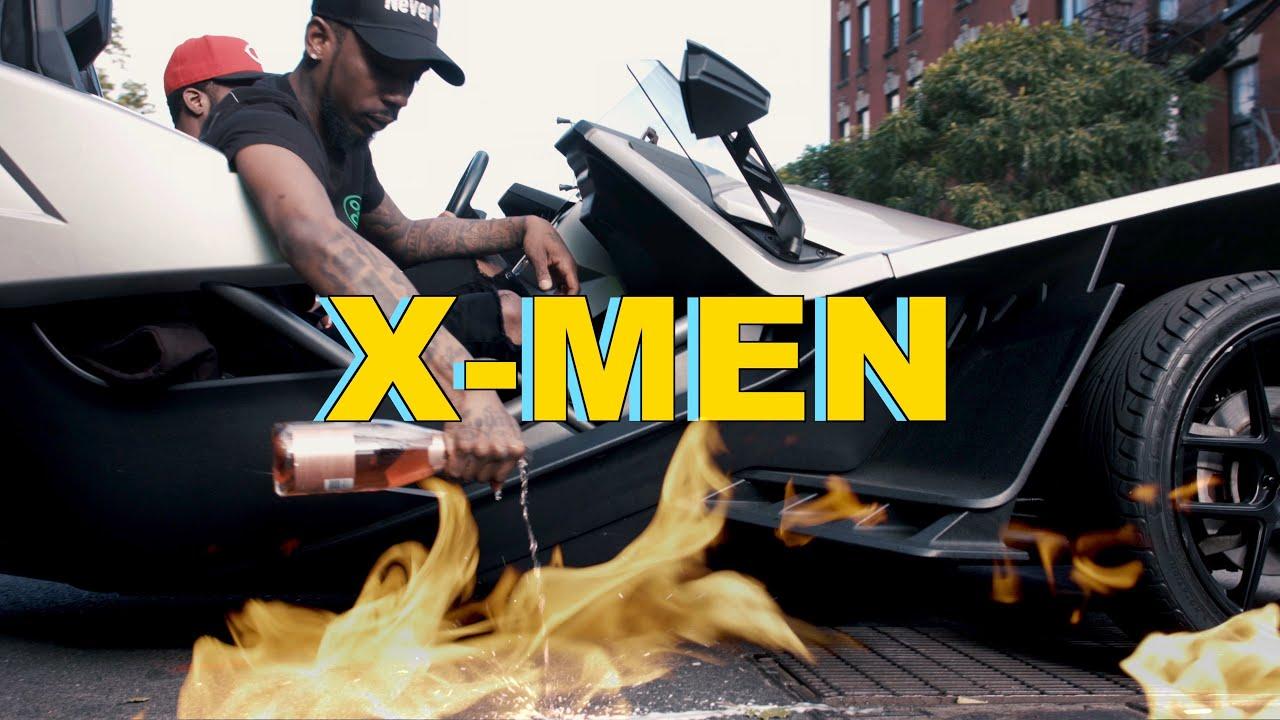 "SA MONEY X DON Q X OUN-P - ""X-MEN"" (OFFICIAL MUSIC VIDEO)"