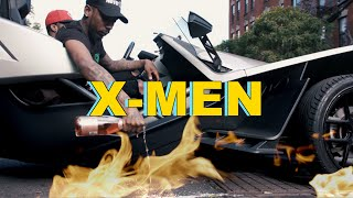 "SA MONEY X DON Q X OUN-P - ""X-MEN"" (OFFICIAL MUSIC VIDEO)"
