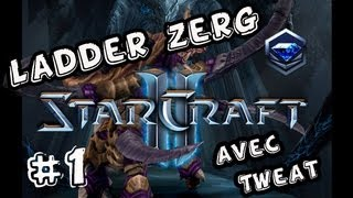 [LIVE] Ladder Sc2 Zerg Diamant ! French Stream