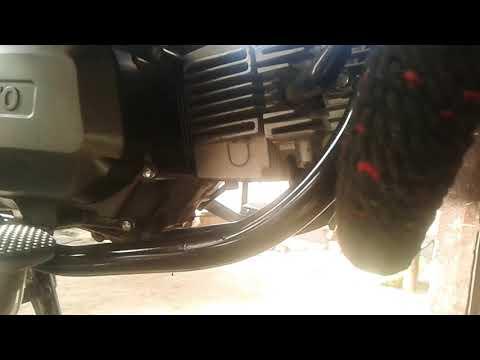 Engine Sound Of Splendor+ Bike Without Silencer