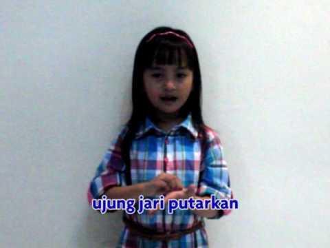 lagu gerak cuci tangan 6 langkah WHO dari RuMAH PARENTING