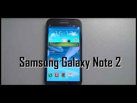 REVIEW - Samsung Galaxy Note2 (www.buhnici.ro)