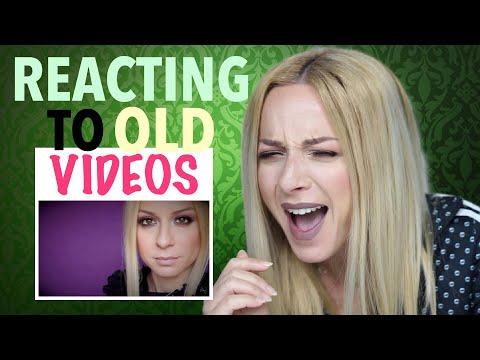 Αντιδρώ στα Παλιά μου Video | Gina