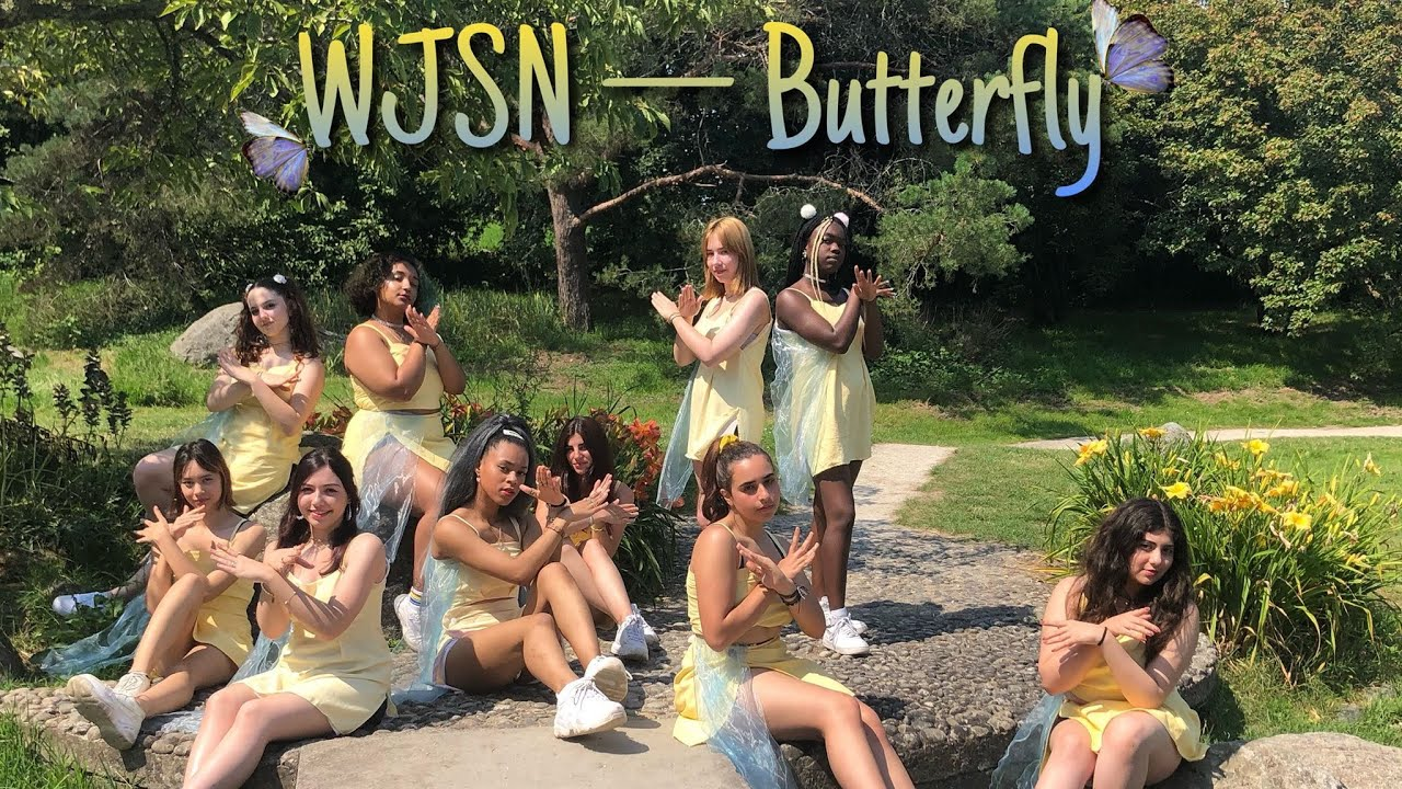 [1THEK Dance Cover Contest] 우주소녀 (WJSN) - Butterfly   Cover By KBX