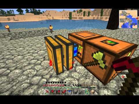 Minecraft Technic Modpack 005 - Automatic Wood