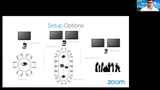 Technology Webinar: All About Zoom Rooms