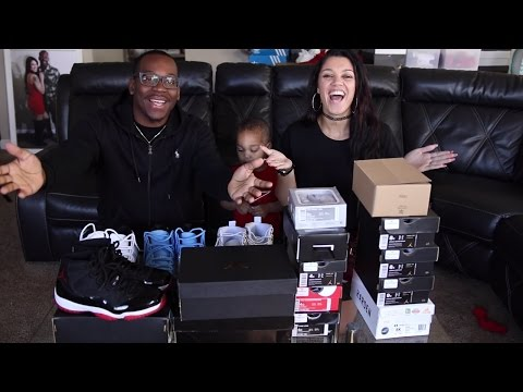 THE PRINCE FAMILY SHOE COLLECTION!