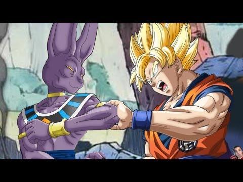 Dragon Ball Z Battle of Gods 2013 Movie Villain Info & Side Characters