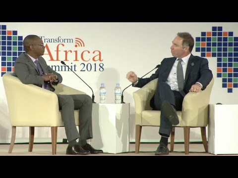 #TAS2018 - Spotlight: Conversations with Business Leaders | Kigali, 08 May 2018