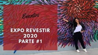 TOUR EXPO REVESTIR 2020 •  REVESTIMENTOS, PORCELANATOS E COBOGÓS
