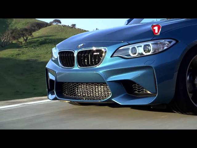"Тест-драйв нового BMW M2 ""Первый тест"""