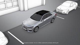 E-класу: активний парковка Assist - Мерседес-Бенц оригінал