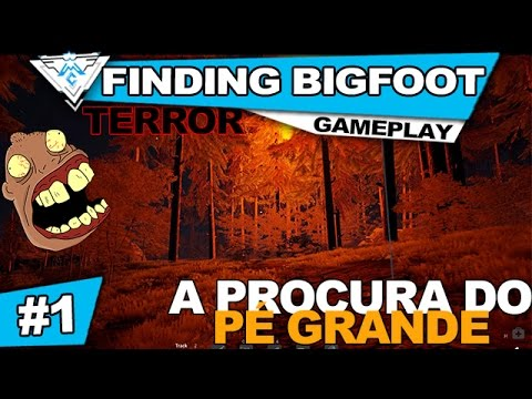 FINDING BIGFOOT COOP #1 - A PROCURA DO PÉ GRANDE (TERROR)  / 1080p PT-BR