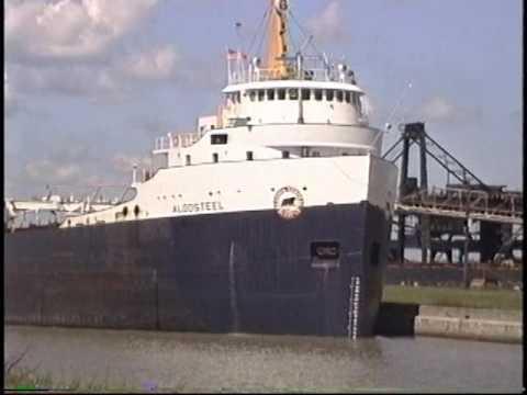 CSX Toledo Coal Dumper Shiploader