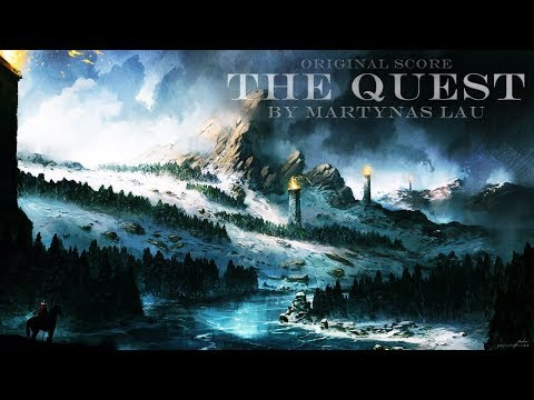 Epic Emotional Orchestral Music - The Quest (Royalty Free)