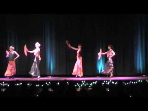 Guajira - Flamenco Dance School Maria Osende