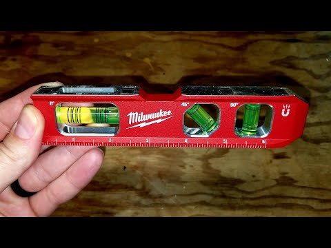 Milwaukee Torpedo Level Comparison And Review!!!! Weight Test !!!!