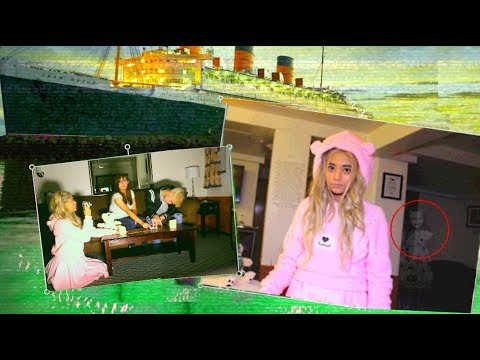 Alone in the Most Haunted Room in the Ship... | Queen Mary Room B340 Ghost Hunting