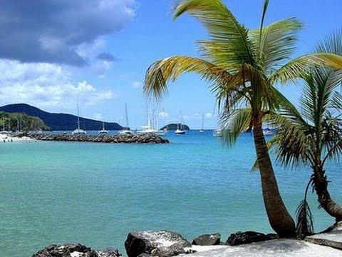 Recorriendo la Isla Martinica - Caribe