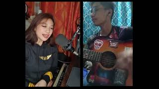 All I wanna do is make love to you:  cover by  Minya Sta Rosa and James Eusebio
