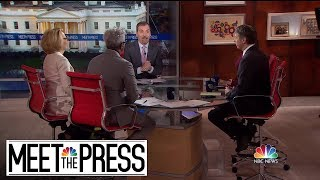 Full Panel: How Much Of The Mueller Report Will Be Made Public? | Meet The Press | NBC News