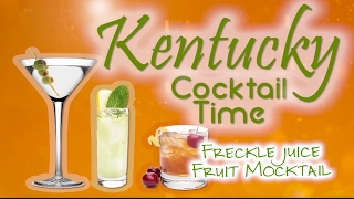 Ale-8-One Mocktail - Freckle Juice
