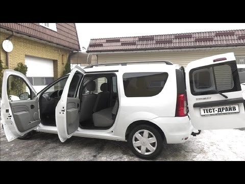 Подержанный Renault Logan MCV (Рено Логан ЭмСиВи) обзор и тест-драйв