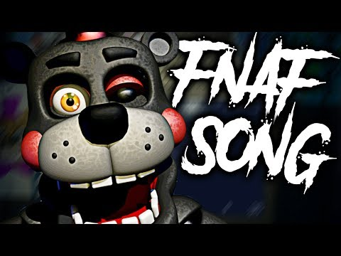 NateWantsToBattle: Madness [FNAF LYRIC VIDEO] FNaF 6 Song